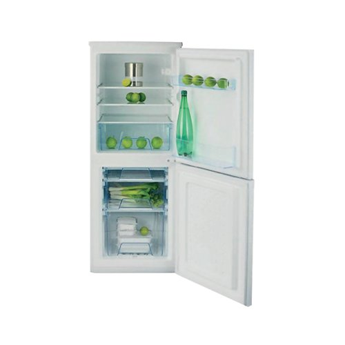 Alpine 50cm 50/50 Fridge Freezer Alpine White F1350APW