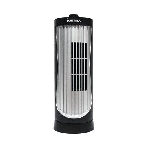 Igenix 12 Inch Mini Tower Fan Black DF0020