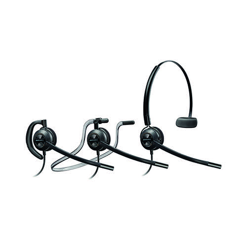 Plantronics EncorePro HW540 Customer Service Headset Convertible 52639