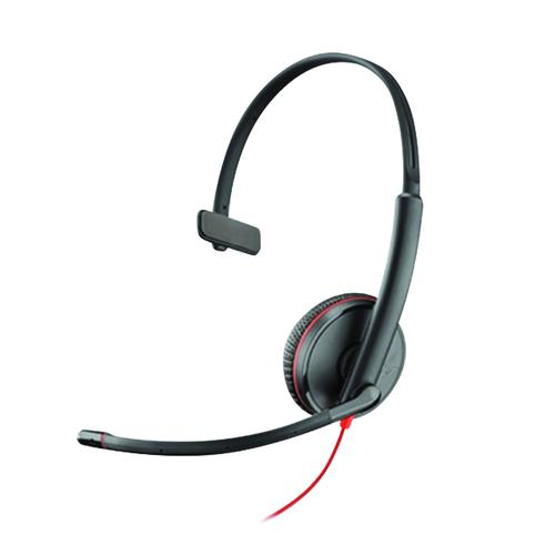 Plantronics Blackwire C3215 Headset 209746-101