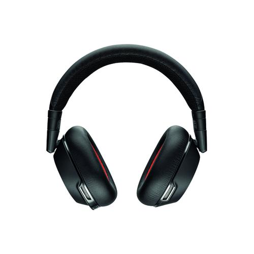 Plantronics Voyager 8200 Wireless Headset Binaural UC Black 208769-01 Headphones PLR15822
