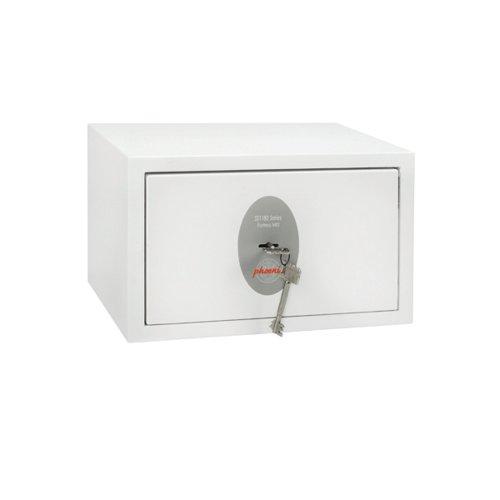 Phoenix Fortress High Security Burglary Safe White SS1181K