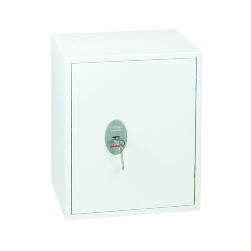 Phoenix Fortress Fortress High Security Burglary Safe White SS1183K