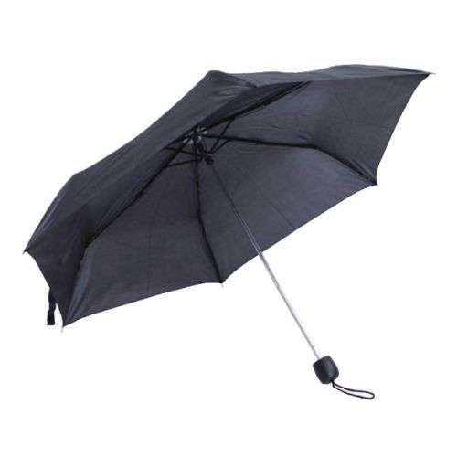 X-Brella Black Compact Umbrella CS3501B