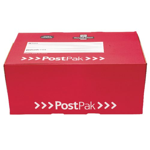 Postpak Half Small Mailbox Multi 780 7766101