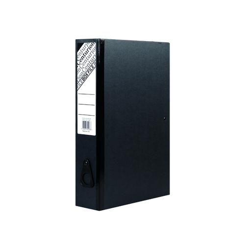 Centurion Box File Black (Pack of 10) C1282