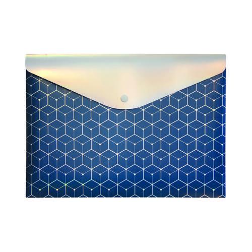Pukka Glee Stud Wallet Dark Blue (Pack of 12) 8703(DE)-GLE