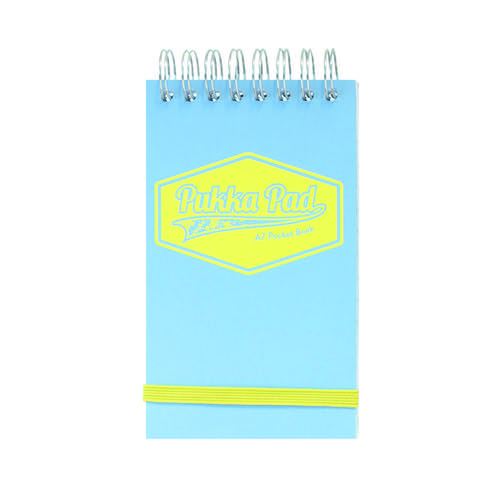 Pukka Pad Pastel Pocket Book A7 (Pack of 6) 8903-PST