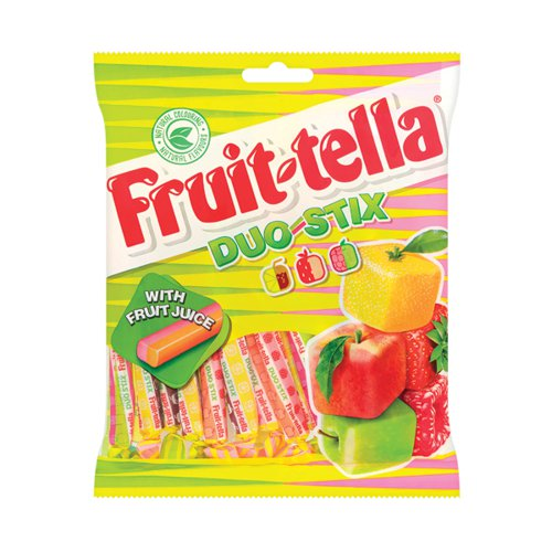 Fruittella Duo Stix Bag 150g 1717