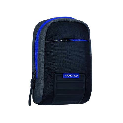 Praktica Bumper Protect Camera Case Medium to Large Black PACC2LBK