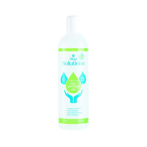 Hand Sanitising Gel 70% Alcohol 400ml X/8563