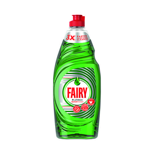 Fairy Platinum Washing Up Liquid 615ml 4084500900509