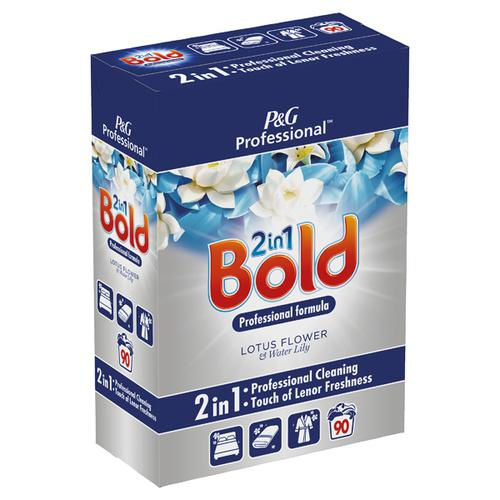 Bold Crystal Rain Washing Powder 5.85kg 4084500960091