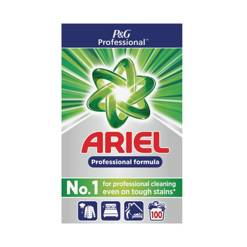 Ariel Professional Laundry Powder 100 Scoops 6.5kg C003347