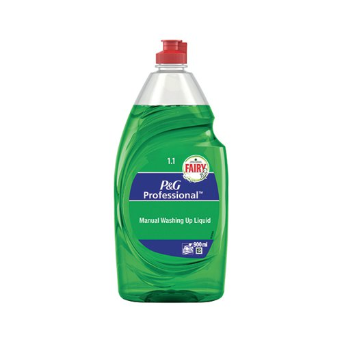 Fairy Washing Up Liquid 900ml (Pack of 6) 0425099