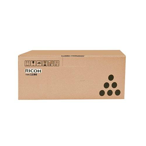 Ricoh Black 1190L Fax Toner (2 500 Page Capacity) 431013
