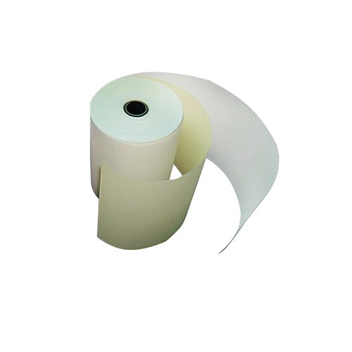 Prestige Credit Card Roll 2-Ply 57mmx55mmx12.7mm (Pack of 20) RE07028 Tally Rolls & Receipts RE07028