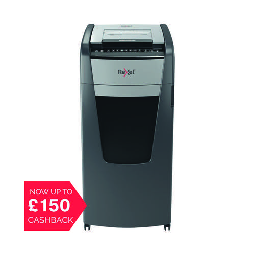 Rexel Optimum AutoFeed+ 750M Shredder 2020750M