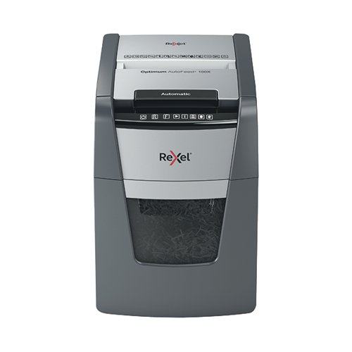 Rexel AutoPlus 90X Cross-Cut Shredder 2103080A
