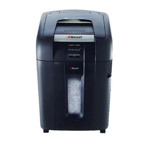Rexel AutoFeed SmarTech 600X Cross-Cut Shredder 2103500S