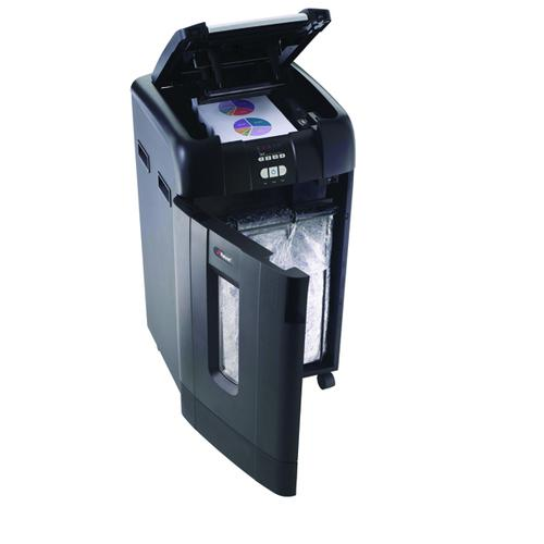 Rexel AutoPlus SmarTech 750X Cross-Cut P-4 Shredder 2103750S