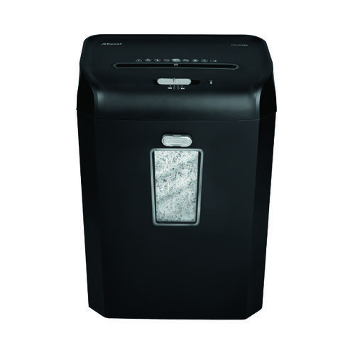 Rexel Promax QS 10/35 Cross-Cut Shredders Black 2104585