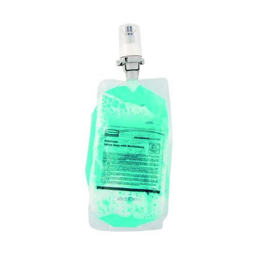 Rubbermaid Foam Soap Moisturiser Refill 1100ml (Pack of 4) RVU11529