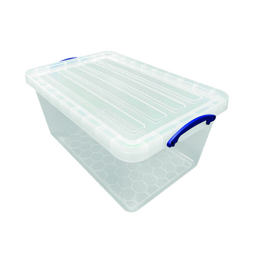 Really Useful Lid For 61 Litre Clear 61C-LIDONLY