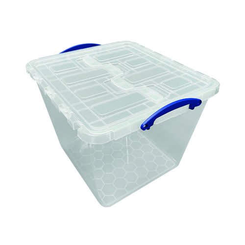 Really Useful Lid For 60 Litre Winged Clear 60CWL-LID ONLY