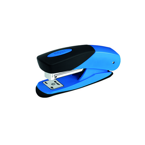 Rexel Choices Matador Half Strip Stapler Blue 2115689