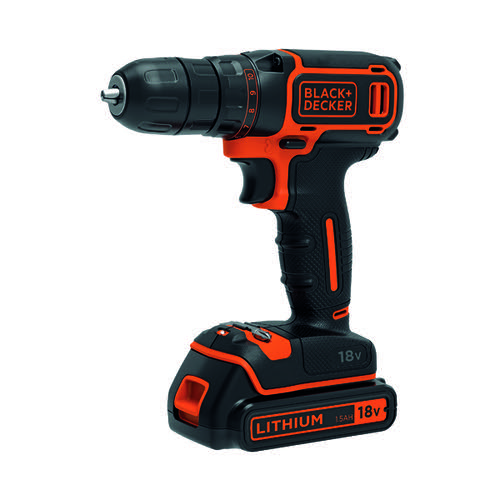 Compare prices for Black And Decker Drill Driver 18V Bdcdc18-Gb