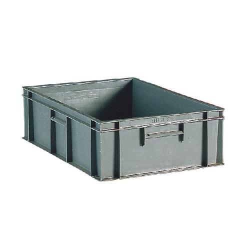 VFM 800x600x235mm Grey European Stacking Container 307498