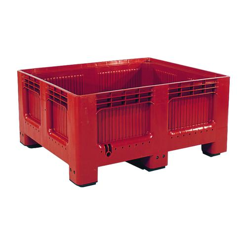 Pallet Box Solid Side Base 6 Feet 307767