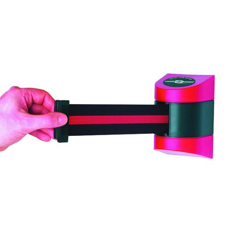 Retractable Barrier 4.6m Red/Black (Pack of 20) 309830
