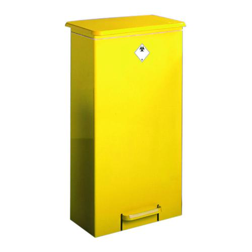 Fixed Body Fire Retardant Sack Holder Freestanding 64 Litre 316138