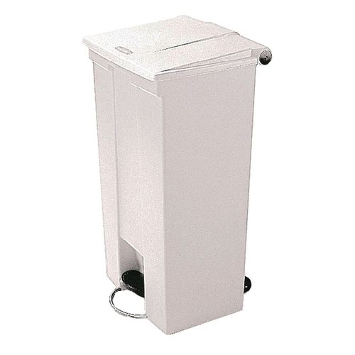 Step-On Container 68 Litres White (W500 x D410 x H675mm) 324296