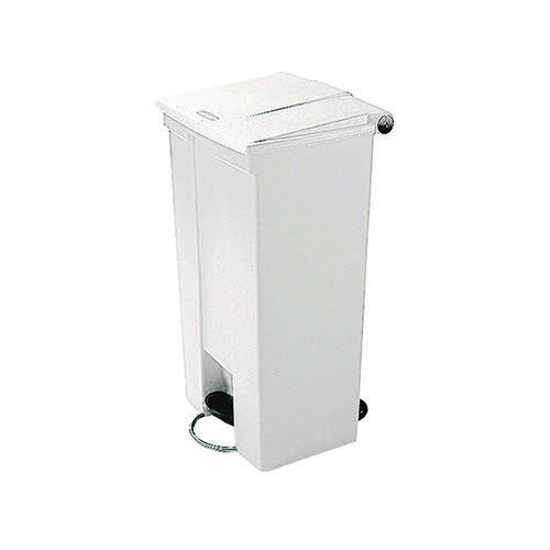 Step On Waste Container 30.5 Litre White 324300