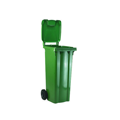 Wheelie Bin 120 Litre Green (W480 x D555 x H930mm) 331109