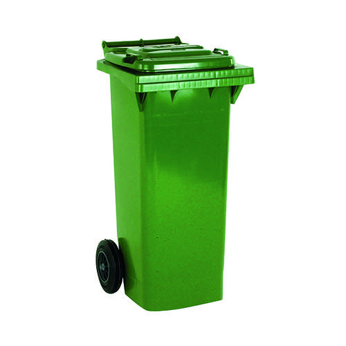 Wheelie Bin 240 Litre Green (W580 x D740 x H1070mm) 331182