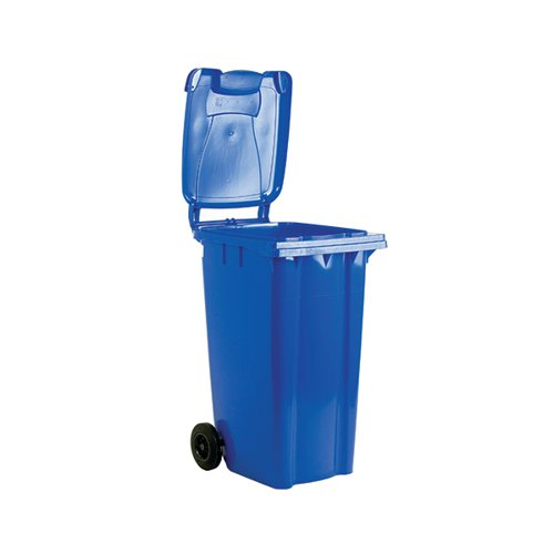 Wheelie Bin 360 Litre Blue (W620 x D860 x H1070mm) 331217