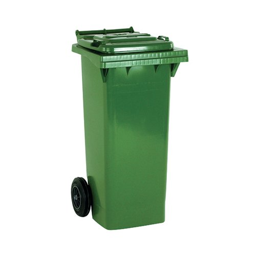 Wheelie Bin 360 Litre Green (W620 x D860 x H1070mm) 331220