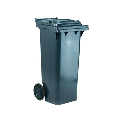 Wheelie Bin 360 Litre Grey (W620 x D860 x H1070mm) 331221
