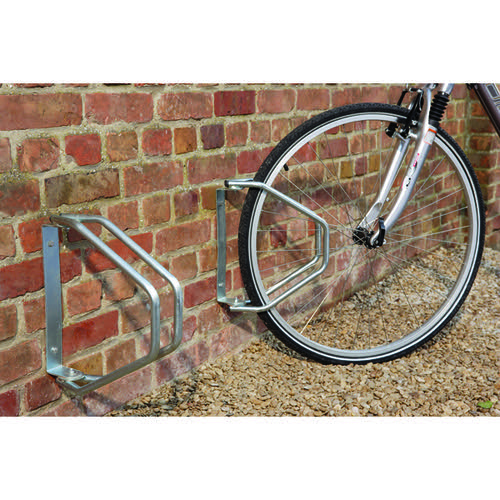 VFM Adjustable Wall Mounted Cycle Rack (Pack of 3) 357797