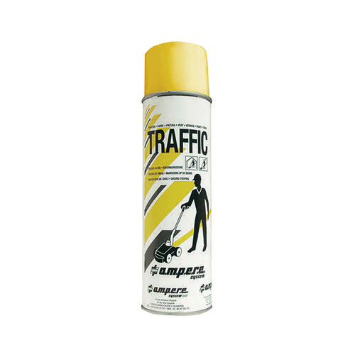 Yellow Traffic Paint (Pack of 12) 373880
