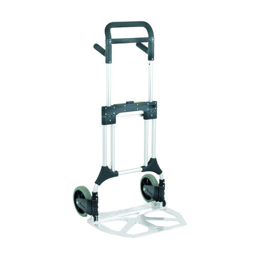 Folding Aluminium 200kg Hand Truck (Unfolded: H1280 x W600mm) 380090