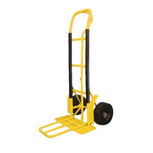 Hand Truck Steel/Polyurethane Yellow 388908