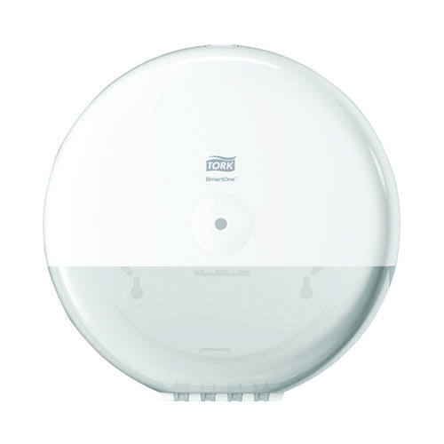 Tork T8 SmartOne Toilet Paper Dispenser White 680000