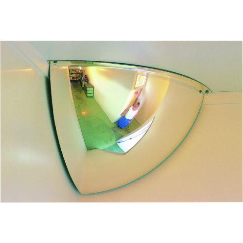 Securikey Convex Quarter Face Dome Mirror 300 x 300mm M18541H