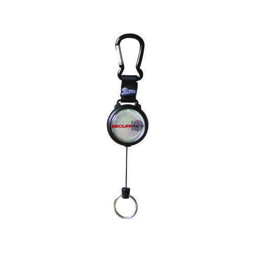 Securikey Karabiner Key Reel With Kevlar Cord RKKLOGOSKY