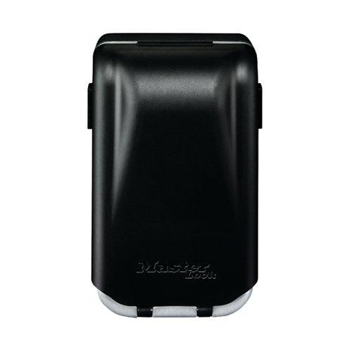 Master Lock Light Up Dial Select Access Key Lock Box Wall Mounted Grey 5425EURD